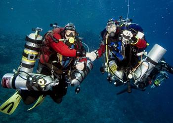 Hloubkoví potápěči
